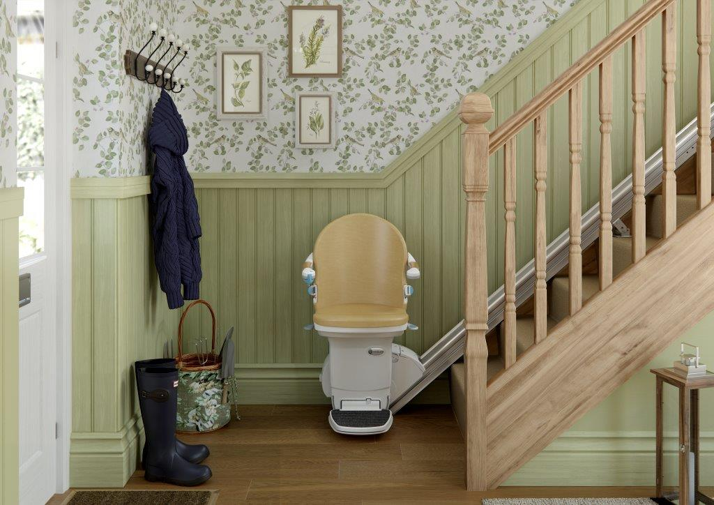 stairlift stairs