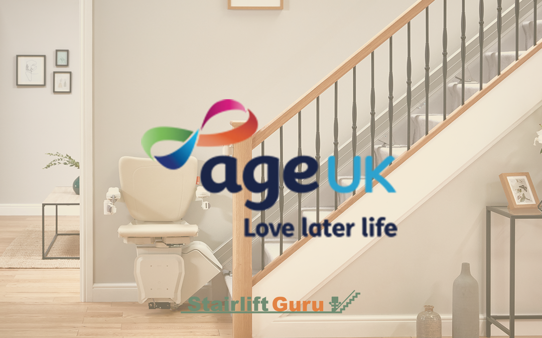 age uk stairlifts reviews