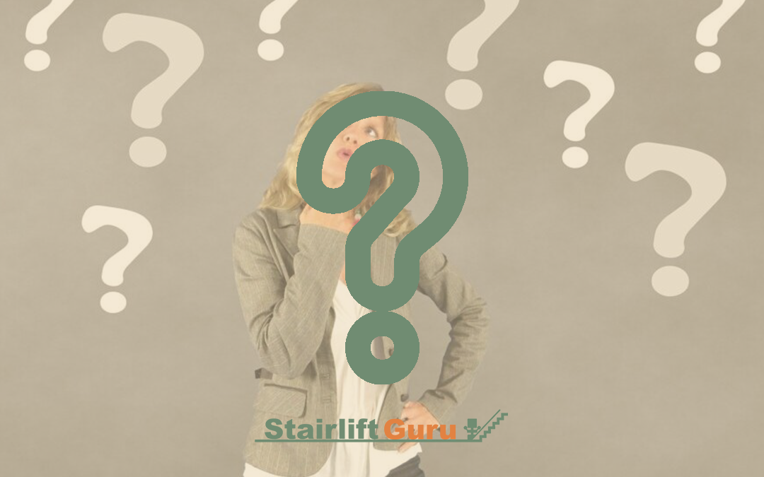 stairlift installation questions
