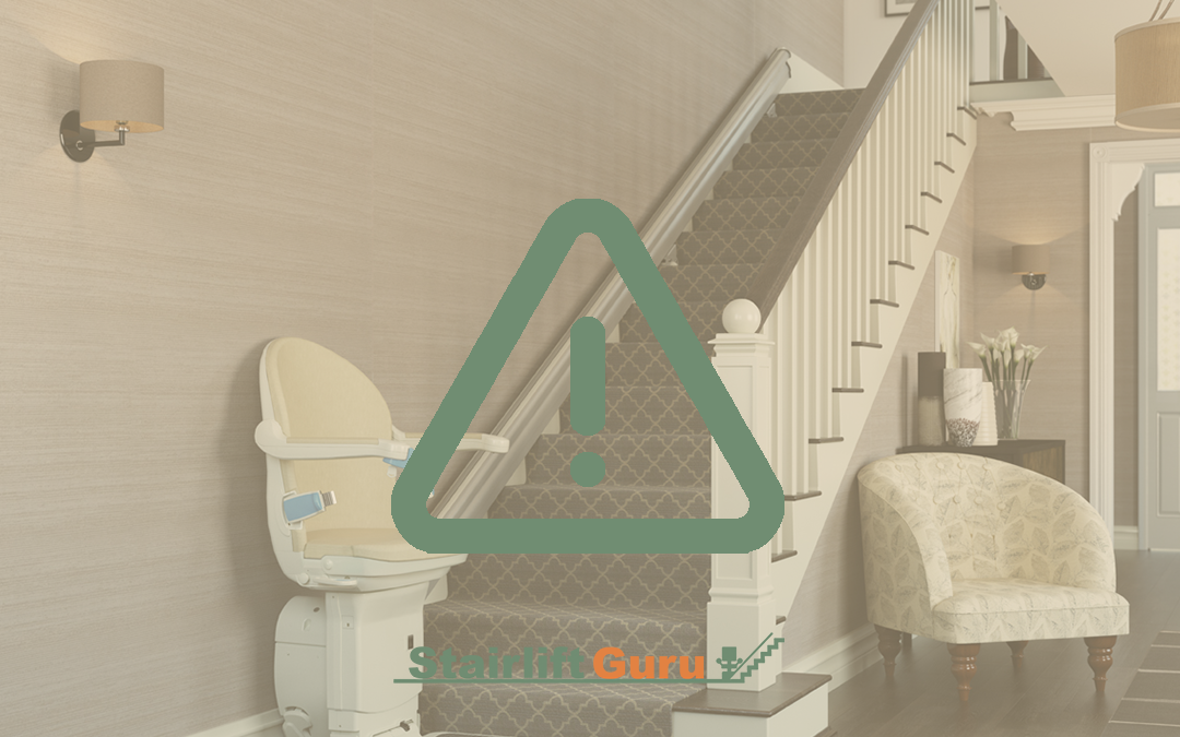 Stairlift Safe for a Person with Dementia