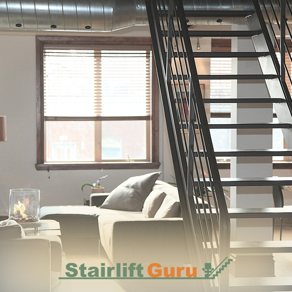 How Is The Stairlift Attached To The Stairs?