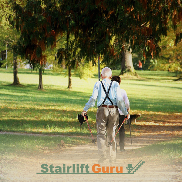 Keep Active For The Elderly