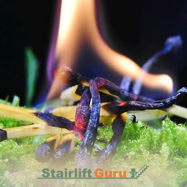 Remove fire hazards