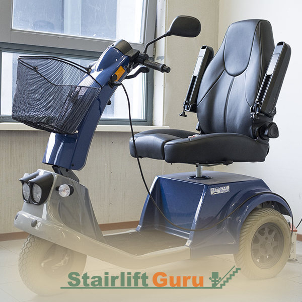 Wheelchairs and electric scooter