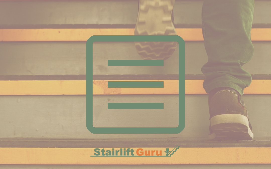 Types Of Stairlift Rails