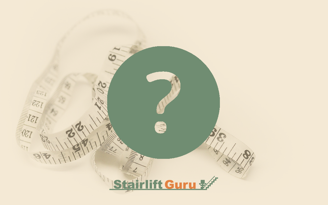 Measuring A Stairlift To Fit